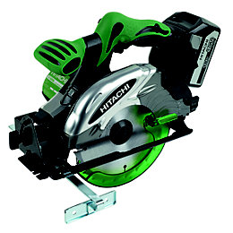 Hitachi 18V 165mm Cordless Circular Saw C18DSL/JJ