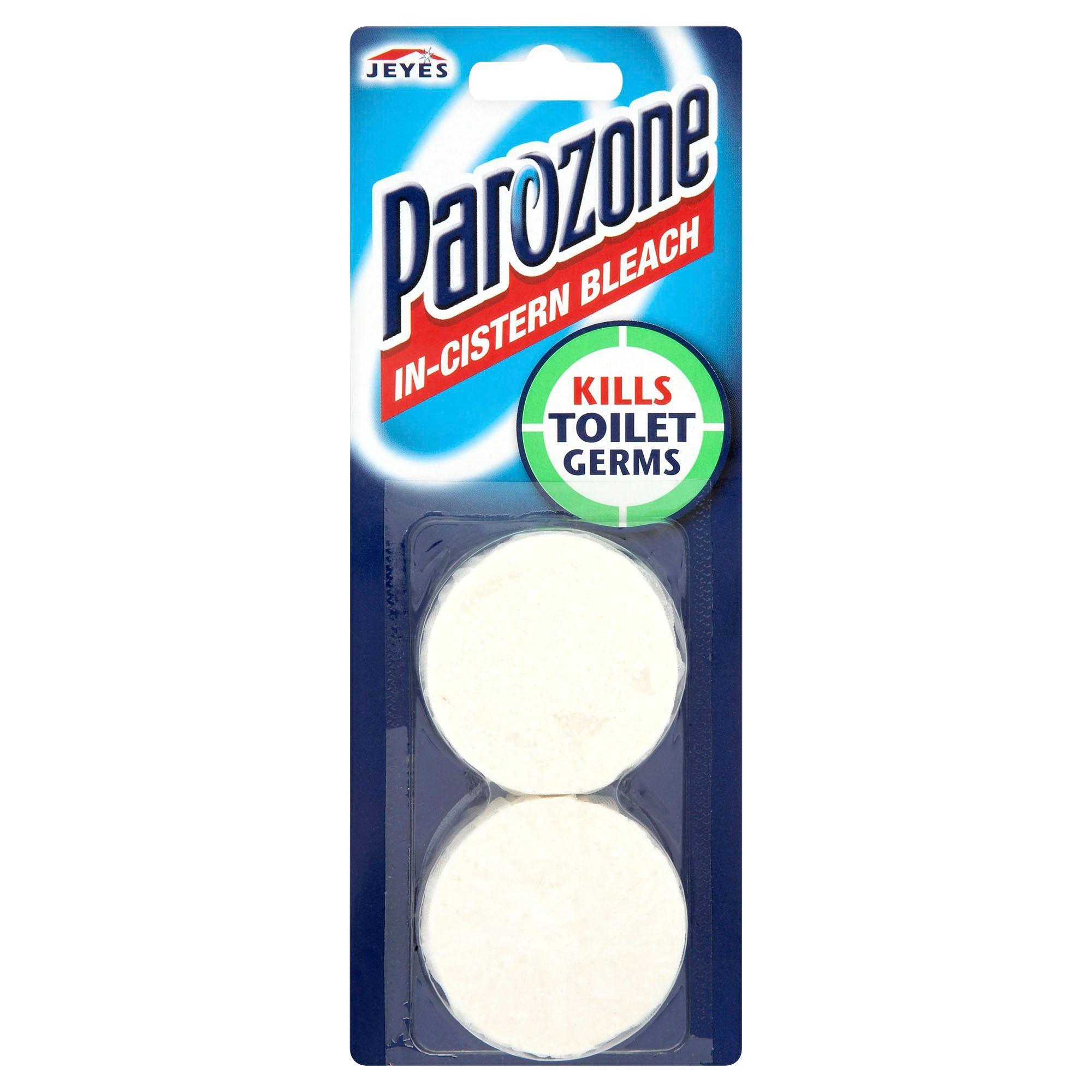 Parozone Toilet Bleach Block Departments Diy At B Amp Q