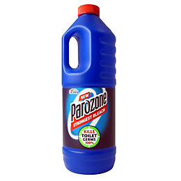 Parozone Toilet Bleach Bottle Of 1, 2000 ml