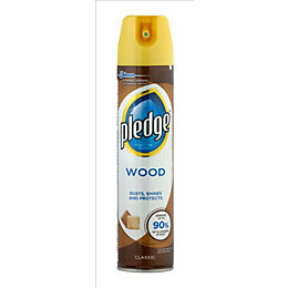 Pledge Wood Furniture Spray Aerosol, 250 ml