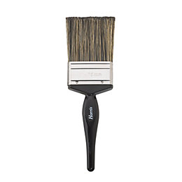 Harris Everyday Hard Tipped Timbercare Brush (W)3""