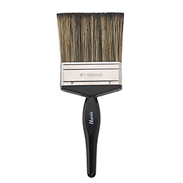 Harris Everyday Hard Tipped Timbercare Brush (W)4""