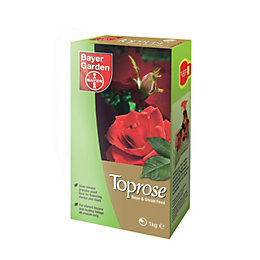 Bayer Garden Toprose Plant Food 1kg