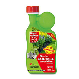 Bayer Garden Root Kill Weed Killer 0.5L 0.58kg