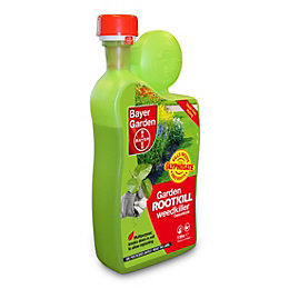 Bayer Garden Root Kill Weed Killer 1L 1.1kg