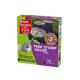 Bayer Garden Tree Stump Killer Weed Killer 8G