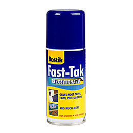 Bostik Fast Tack Glue 150ml