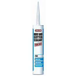 Evo-Stik Sealant Black Roof & Gutter Sealant 290