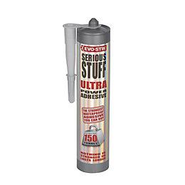 Evo-Stik Serious Stuff Solvent Free Grab Adhesive 290ml