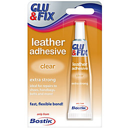 Bostik Glu & Fix Leather Adhesive 20ml