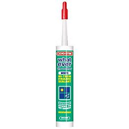 Evo-Stik White Multi-Purpose Sealant