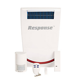 Response Globalguard Wireless Home Alarm System
