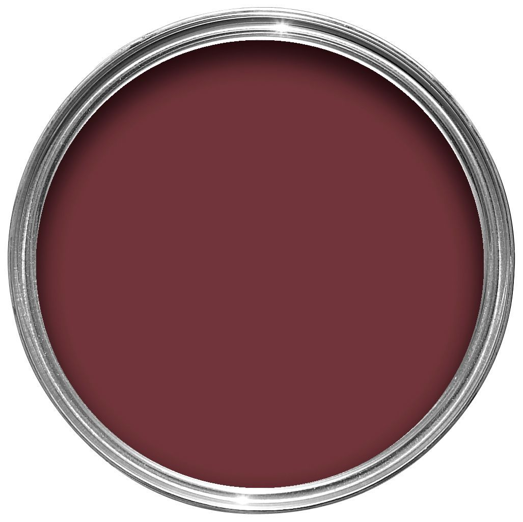 Crown interior exterior burgundy gloss wood metal - Crown exterior wood paint colours ...