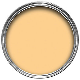 Crown Solo® Interior Summer Yellow Satin Paint 750ml