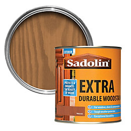 Sadolin Extra Durable Natural Woodstain 500ml
