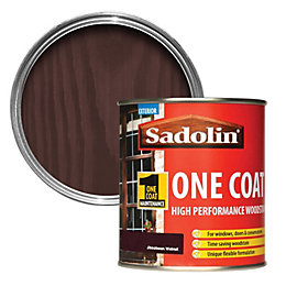 Sadolin Jacobean Walnut Semi-Gloss Woodstain 0.5L
