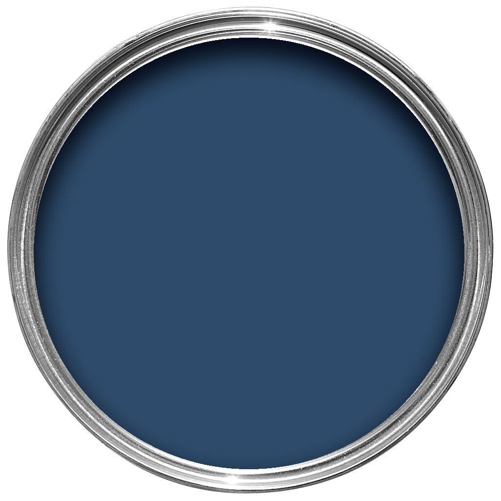 sandtex exterior oxford blue gloss wood metal paint 750ml. Black Bedroom Furniture Sets. Home Design Ideas