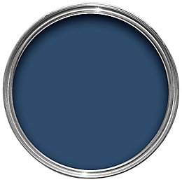 Sandtex External Oxford Blue Gloss Paint 750ml