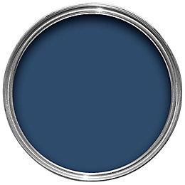 Sandtex 10 Year External Oxford Blue Gloss Paint