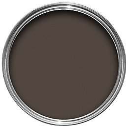 Sandtex Bitter Chocolate Brown Matt Masonry Paint 5L