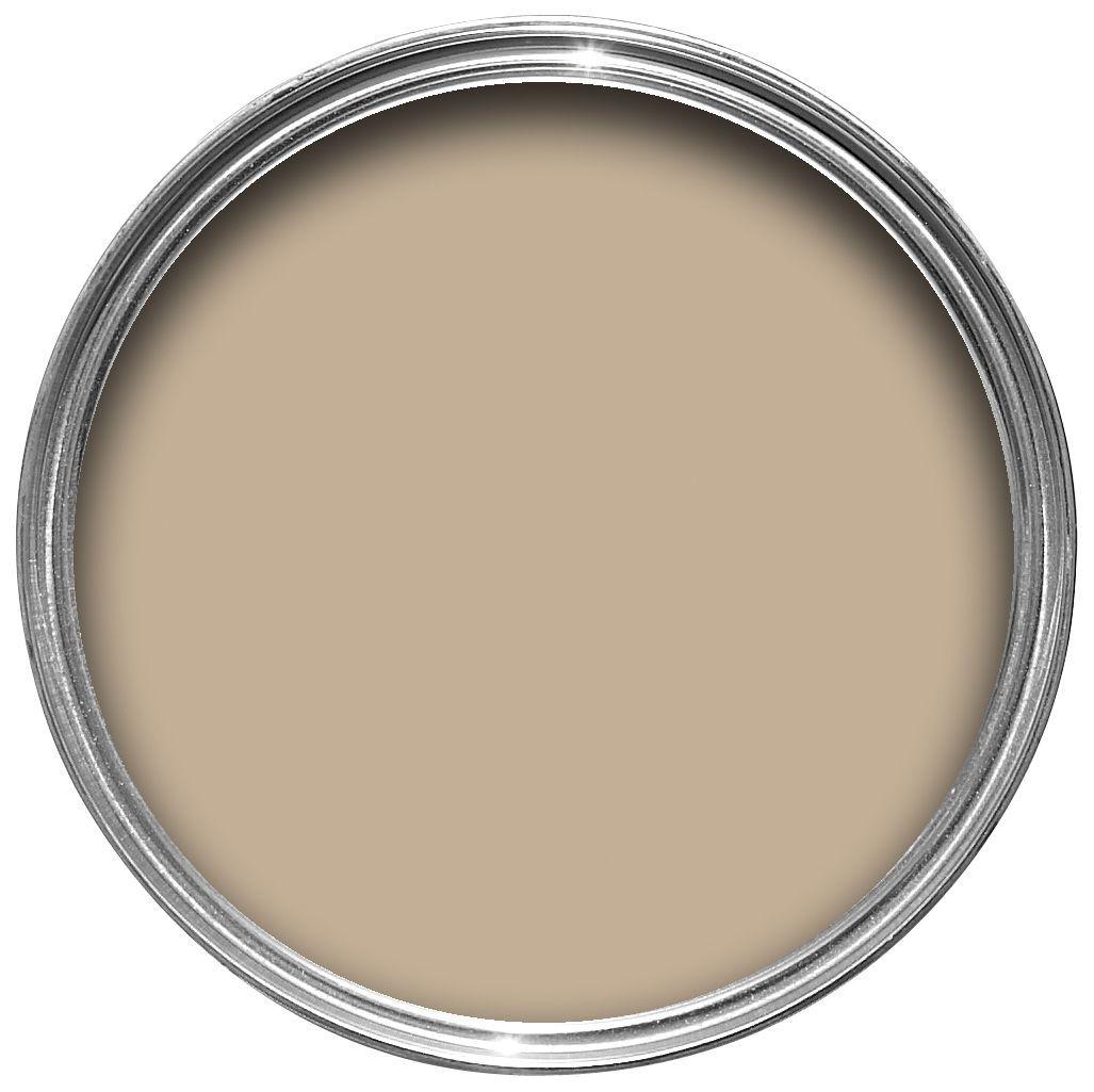 Sandtex Mid Stone Brown Matt Masonry Paint 2.5l