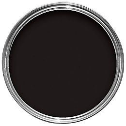 Sandtex Black Smooth Masonry Paint 5L