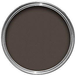 Sandtex Bitter Chocolate Brown Textured Matt Masonry Paint
