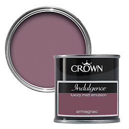 Crown Indulgence Armagnac Matt Emulsion Paint 0.125L Tester