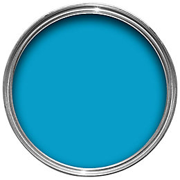 Sandtex 10 Year External Bahama Blue Gloss Paint