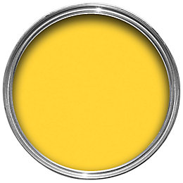 Sandtex 10 Year External Hot Mustard Gloss Paint