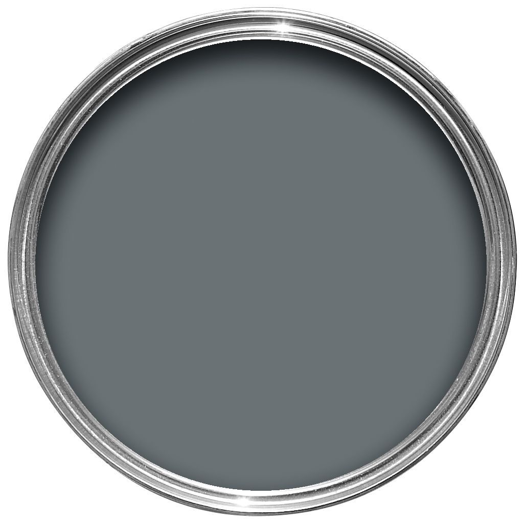 Sandtex exterior seclusion grey satin wood metal paint 750ml departments diy at b q - Exterior satin wood paint property ...