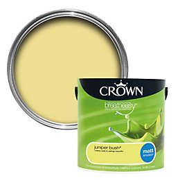 Crown Breatheasy® Juniper Bush Emulsion Paint 2.5L