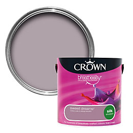 Crown Breatheasy® Sweet Dreams Emulsion Paint 2.5L