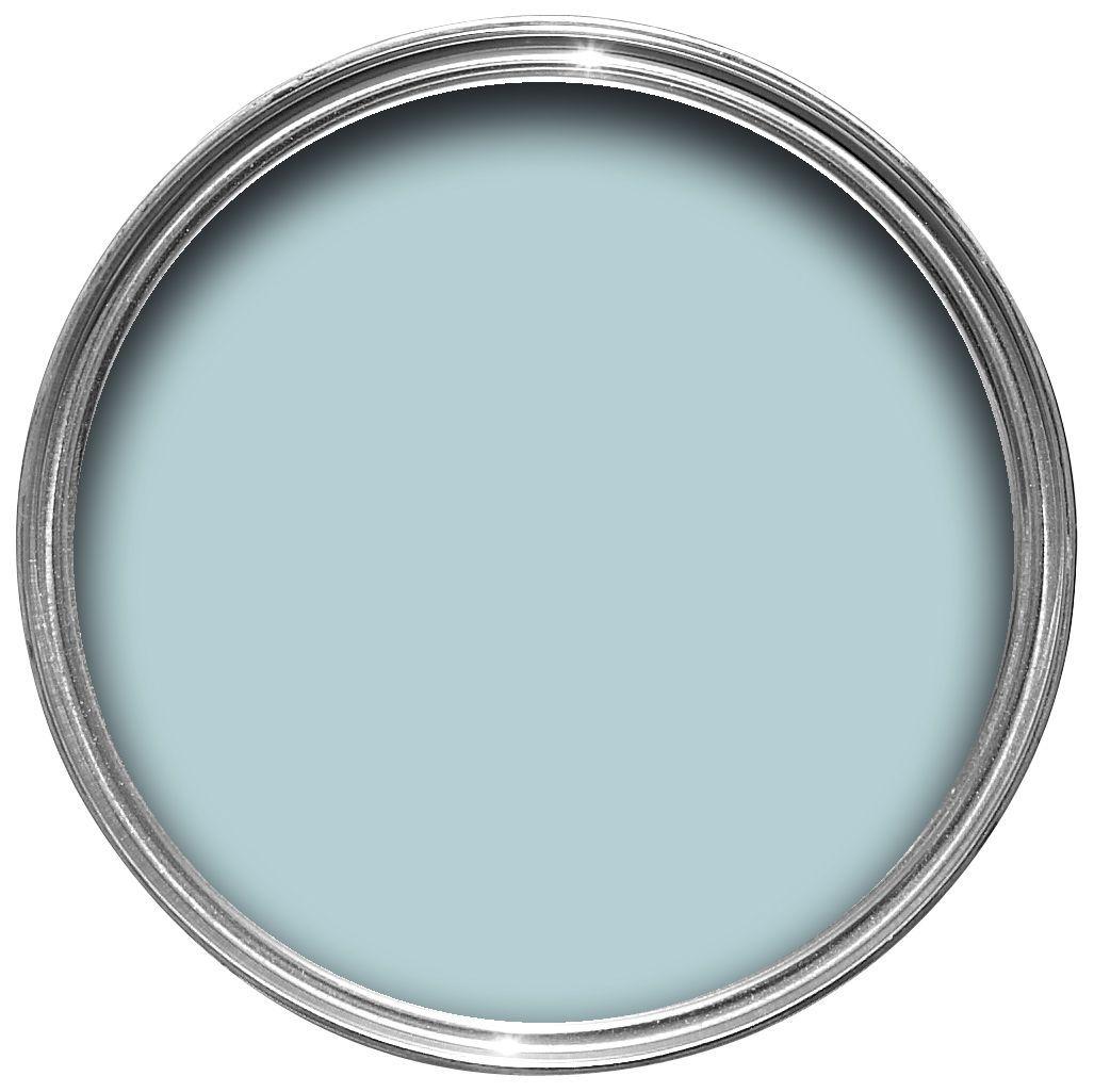 Crown Interior Exterior Duck Egg Blue Gloss Wood Metal Paint 750ml Rooms Diy At B Q