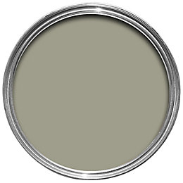 Sandtex Olive Green Smooth Masonry Paint 5L