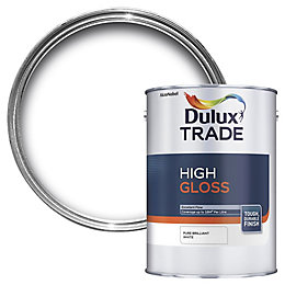 Dulux Trade Internal & External Pure Brilliant White