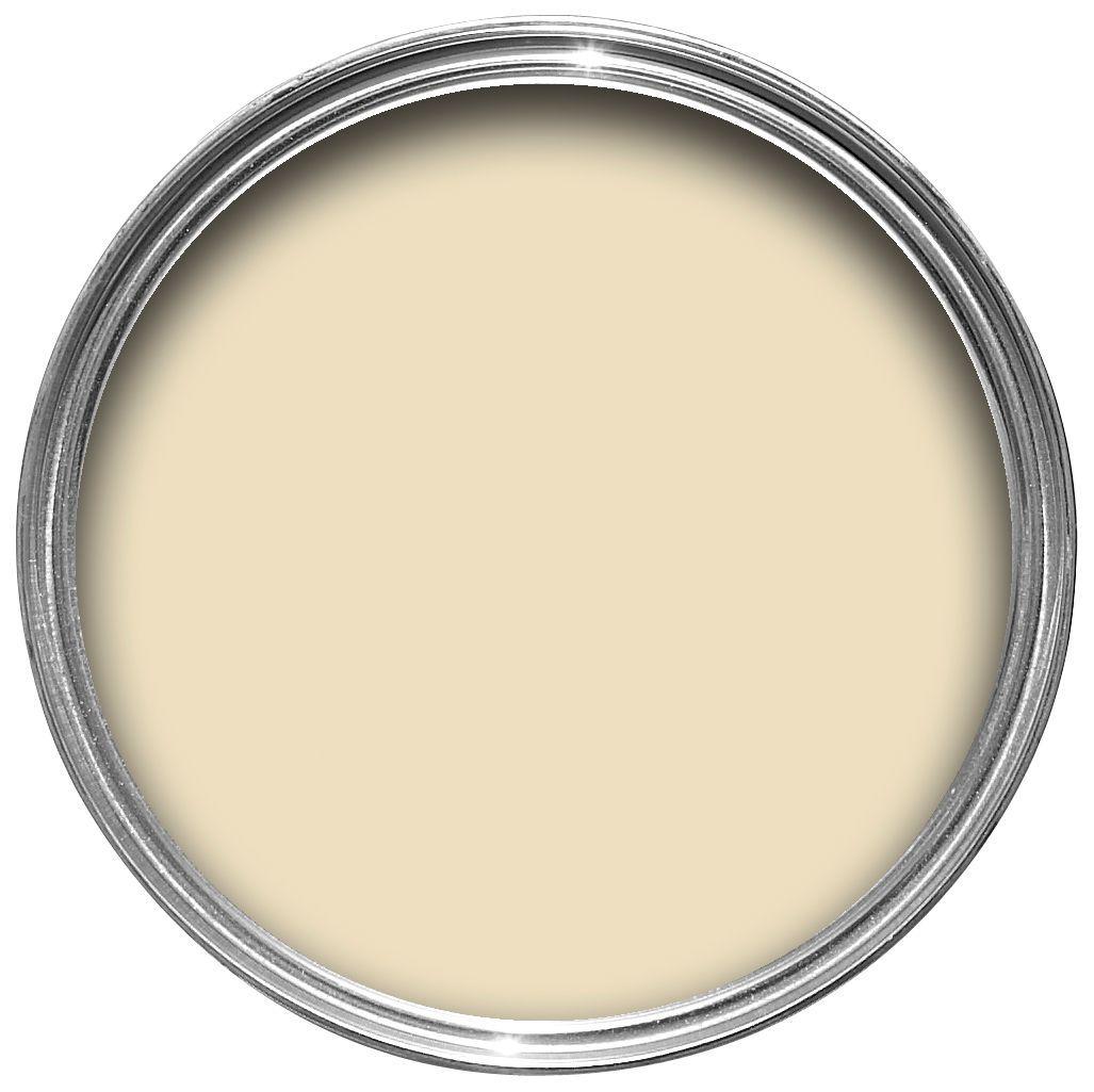Dulux Natural Hints Barley White Silk Emulsion Paint 2.5l