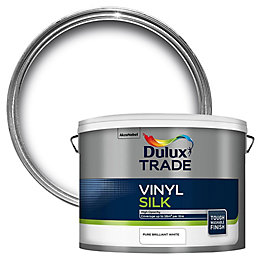Dulux Pure Brilliant White Silk Emulsion Paint L