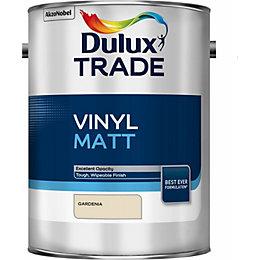 Dulux Trade Gardenia Matt Vinyl Matt 5L