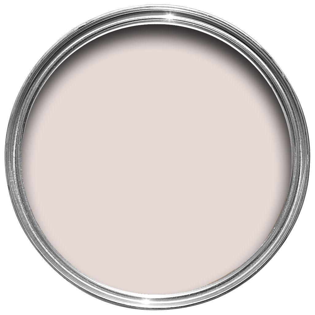 Dulux Natural Hints Blossom White Silk Emulsion Paint 5l