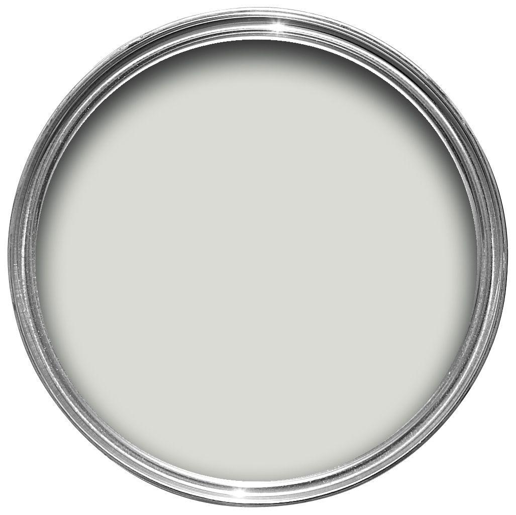Dulux Natural Hints Cornflower White Silk Emulsion Paint 2.5l