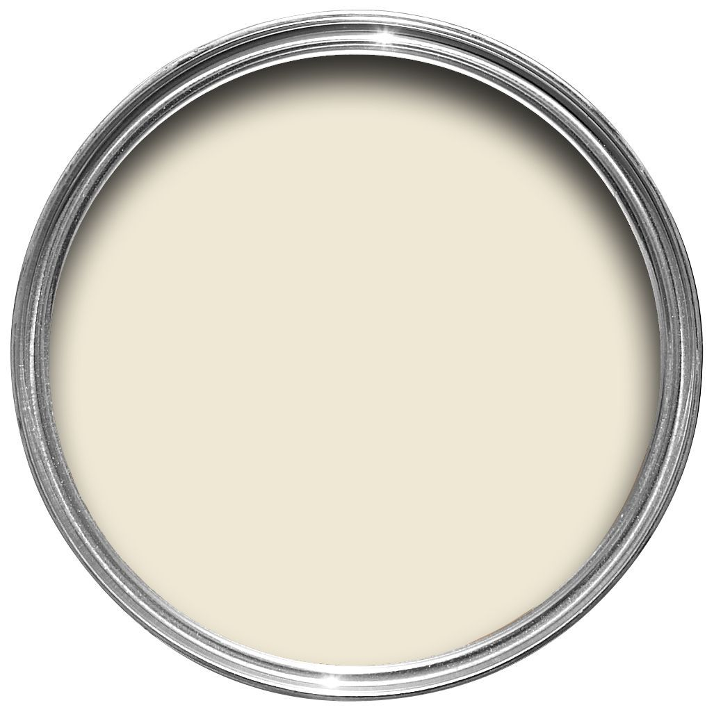 Dulux Natural Hints Daffodil White Silk Emulsion Paint 5l