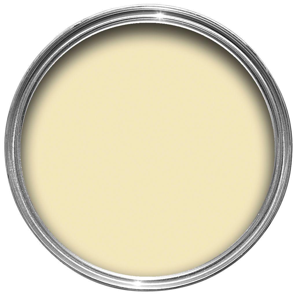 Dulux Natural Hints Daffodil White Matt Emulsion Paint 5l