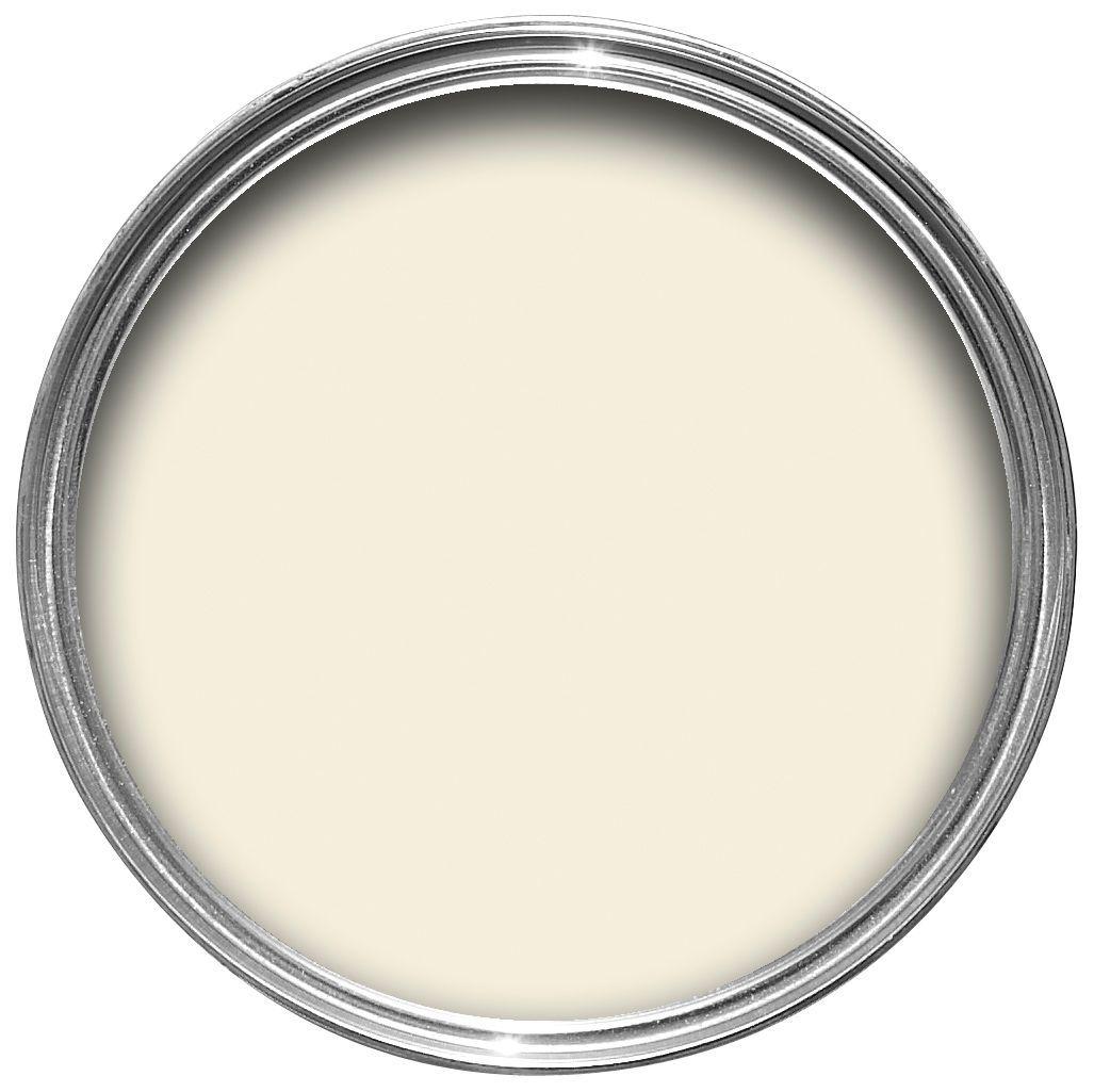 Dulux Natural Hints Jasmine White Silk Emulsion Paint 2.5l