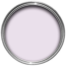 Dulux Violet White Silk Emulsion Paint 5L