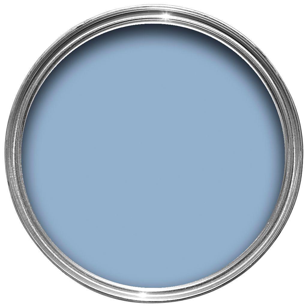 Dulux Blue Babe Matt Emulsion Paint 2 5l Departments