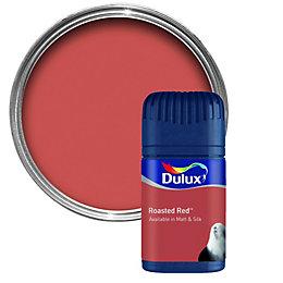 Dulux Roasted Red Matt Emulsion Paint 50ml Tester