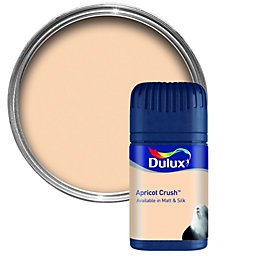 Dulux Apricot Crush Matt Emulsion Paint 50ml Tester