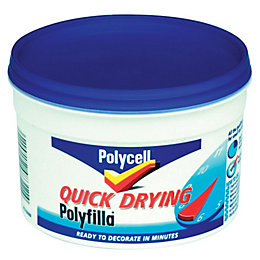 Polycell Quick Drying Filler 500G