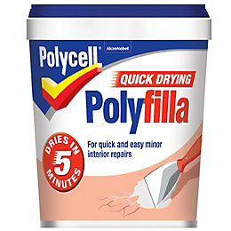 Polycell Quick Drying Filler 1kg